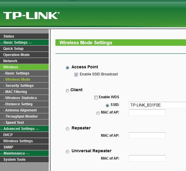 Cara Setting TL WA5210G TP Link untuk Pertama Kali | Blog