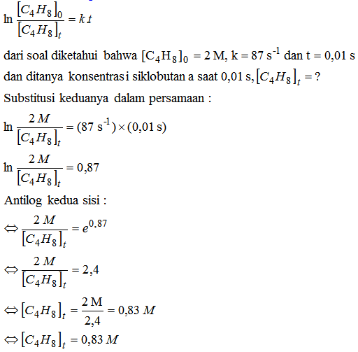 penyelesaian soal no 4 osn guru kimia bag b