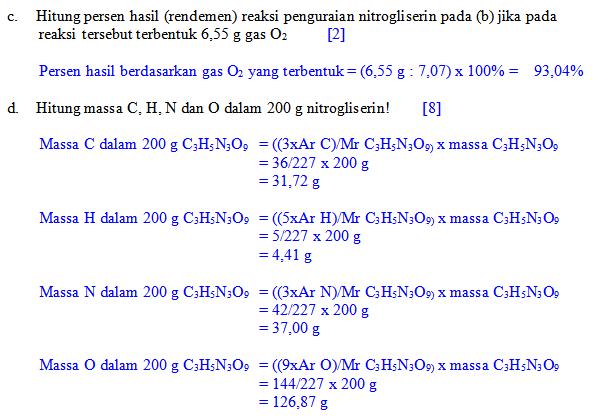soal uraian penyelesaian no 1 osn kimia kab 2013-b