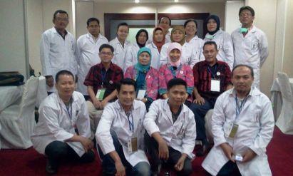 foto peserta osn guru kimia 2013