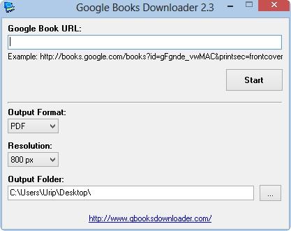 google book downloader