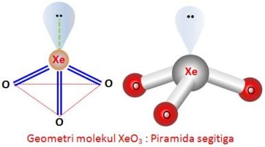 Struktur XeO3 by Urip Kalteng