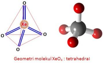 Struktur XeO4 by Urip Kalteng