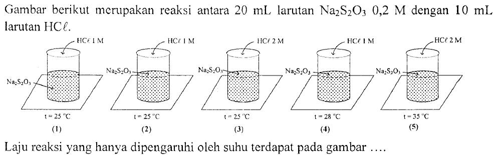Pembahasan Soal Nomor 31 Pada Paket Paket Soal Un Kimia Tahun 2013 2014 Kimiazainal